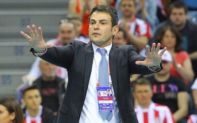 Gianlorenzo Blengini, coach della Lube e della nazionale italiana
