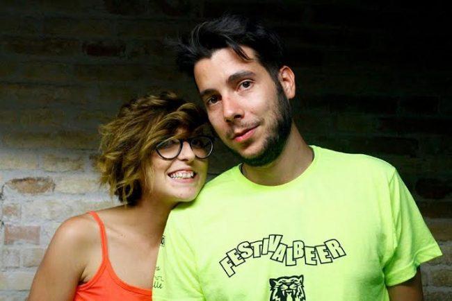 Chiara Magnamassa e Riccardo Maglianesi
