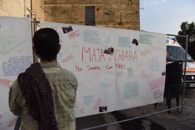I messaggi per Chiara e Riccardo