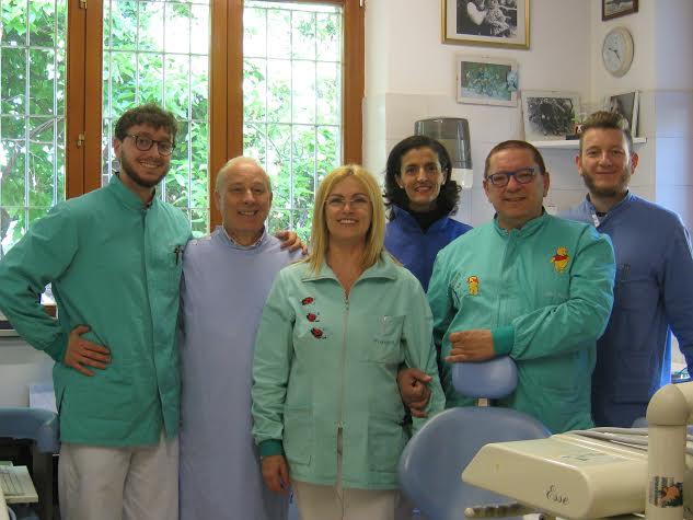 Lo studio dentistico Passaretti