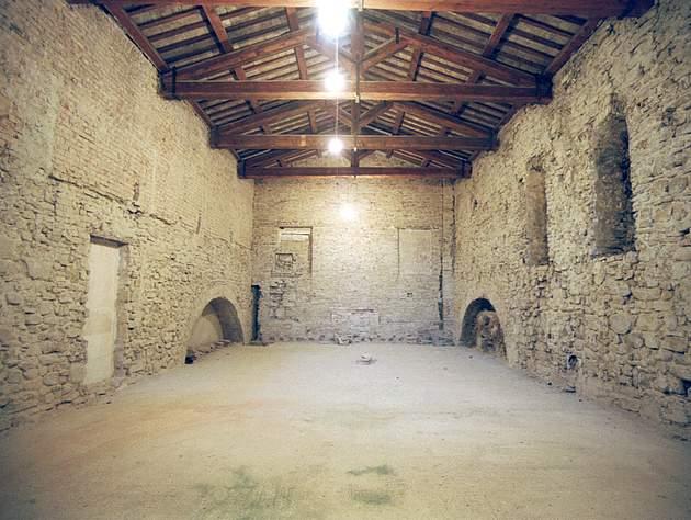 Rambona xplan Chiesa Carolingia