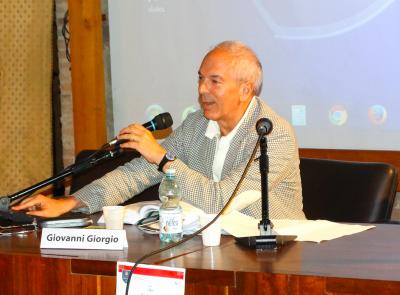 Il procuratore di Macerata Giovanni Giorgio