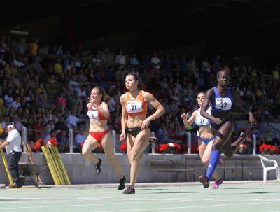 Sonia Kebe seconda ai campionati italiani