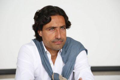 Federico Giunti, neo mister della Maceratese