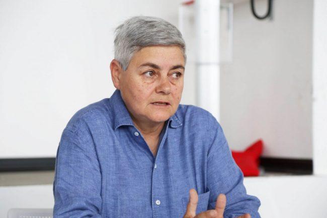 Maria Francesca Tardella, presidente della Maceratese
