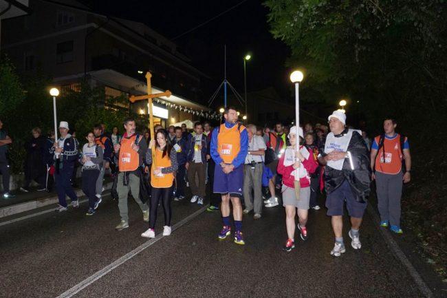 pellegrinaggio macerata loreto 2016 foto ap (3)