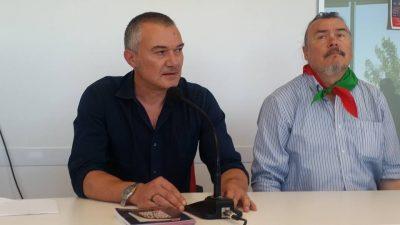 Da sinistra Daniel Taddei e Lorenzo Marconi