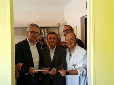 Venerdì il governatore Ceriscioli all'ospedale di San Severino con il sindaco uscente Cesare Martini