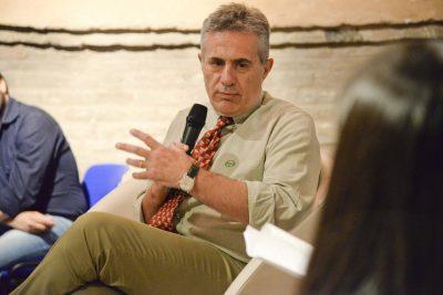 Angelo Foletto nella foto di Alia Simoncini
