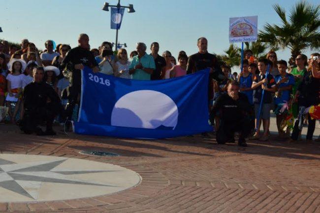 Bandiera Blu Potenza Picena