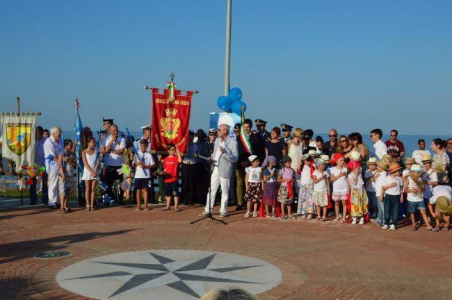 Bandiera Blu Potenza Picena1