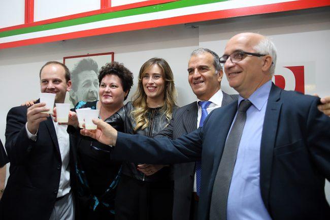 Boschi inaugurazione sede pd porto potenza_Foto LB (16)