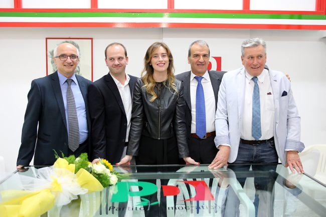 Boschi inaugurazione sede pd porto potenza_Foto LB (9)