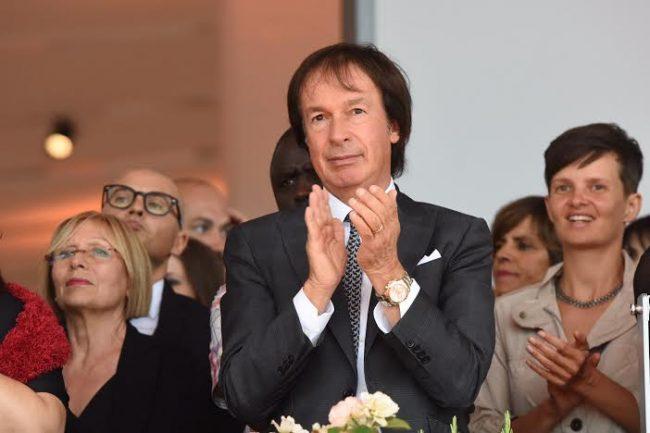 L'imprenditore Giovanni Faggiolati