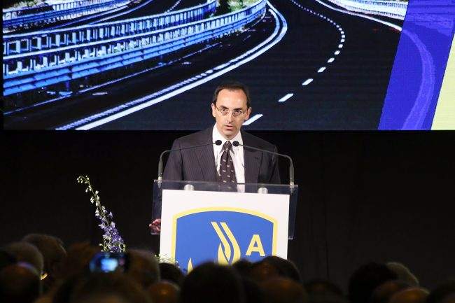Gianni Armani presidente anas inaugurazione quadrilatero_Foto LB (1)