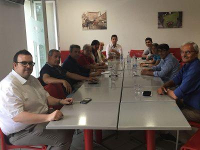 Il coordinamento provinciale Pesaro di Forza Italia