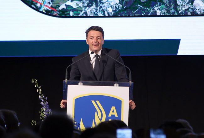 Matteo Renzi inaugurazione quadrilatero_Foto LB (4)