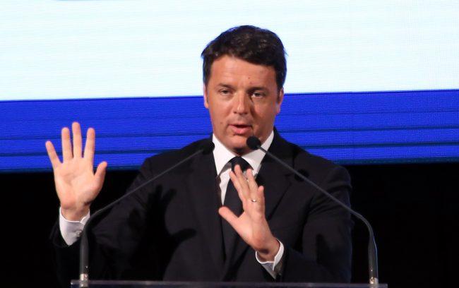Matteo Renzi inaugurazione quadrilatero_Foto LB (6)