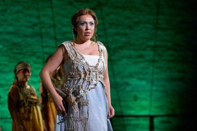 Il soprano Siri è Norma