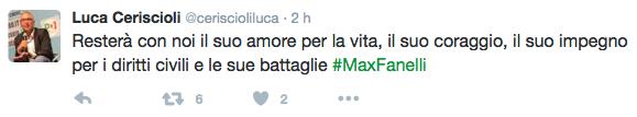 ceriscioli tweet fanelli