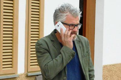Il ds della Maceratese Gianluca Stambazzi
