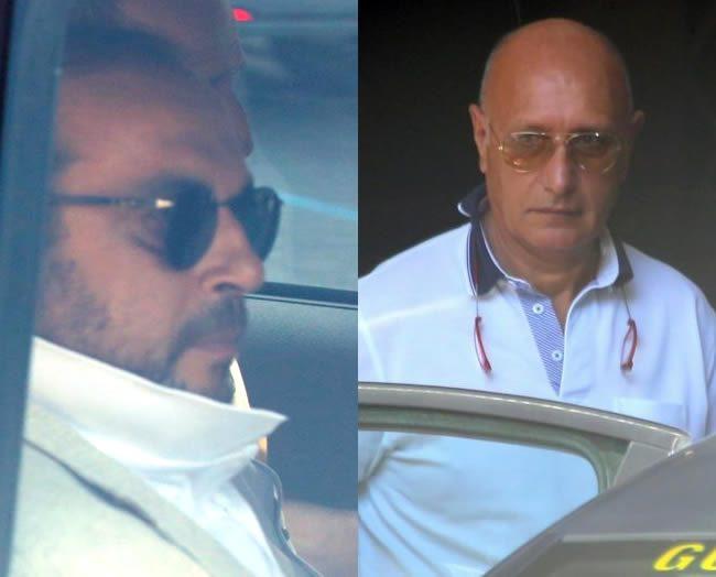 Da sinistra: Giuseppe Cerolini e Giovanni Aldo Mellino il giorno dell'udienza in tribunale per l'interrogatorio di garanzia