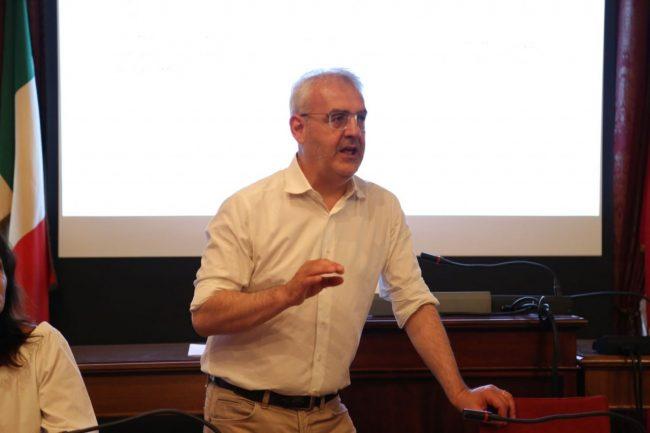 conferenza parksì in comune foto ap (2)