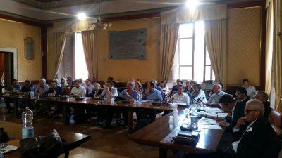 La conferenza di sindaci di Area Vasta sul tema dell'ospedale unico