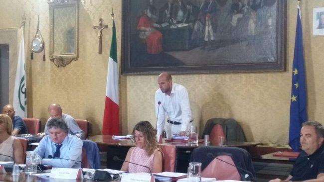 Francesco Pio Colosi è il nuovo presidente del Consiglio di Tolentino