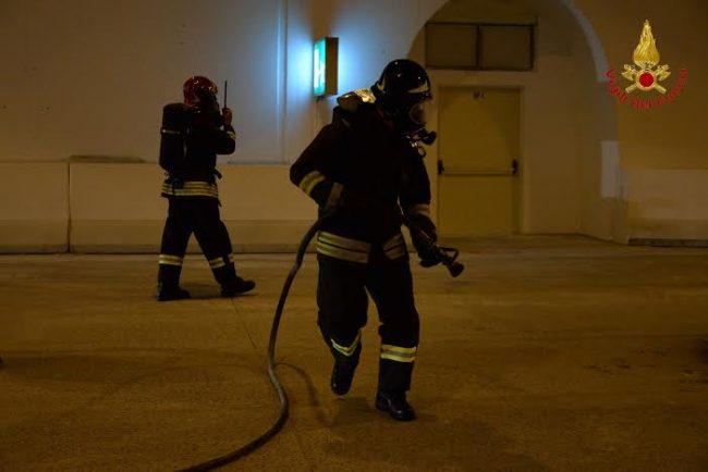esercitazione vigili del fuoco Muccia6