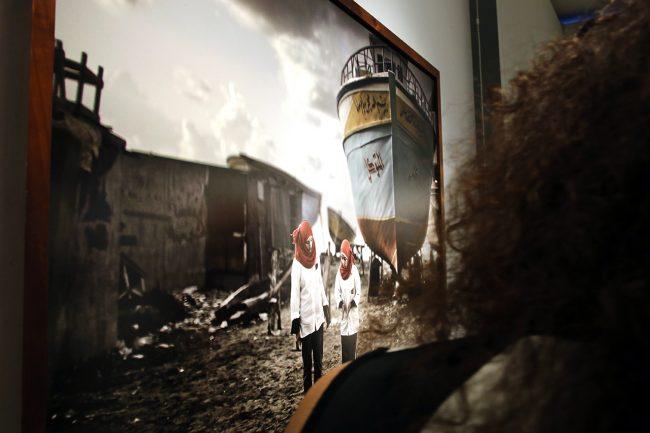 mostra mediterraneo 6th continent palazzo buonaccorsi mattia insolera_Foto LB (11)