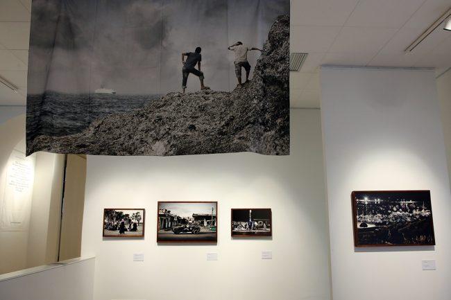 mostra mediterraneo 6th continent palazzo buonaccorsi mattia insolera_Foto LB (2)