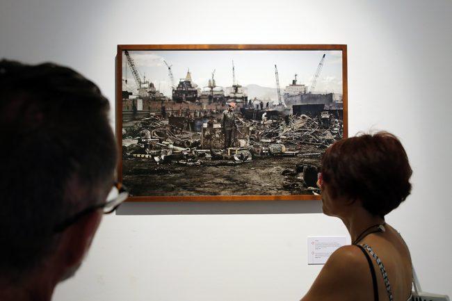 mostra mediterraneo 6th continent palazzo buonaccorsi mattia insolera_Foto LB (9)