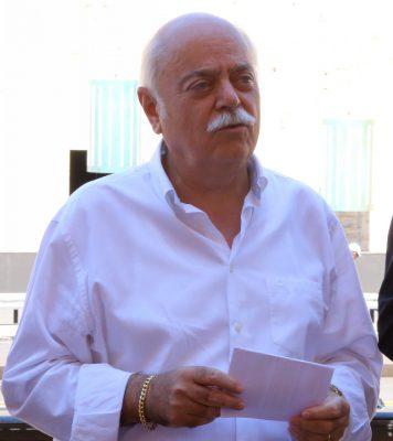 Antonio Pettinari, presidente della Provincia uscente