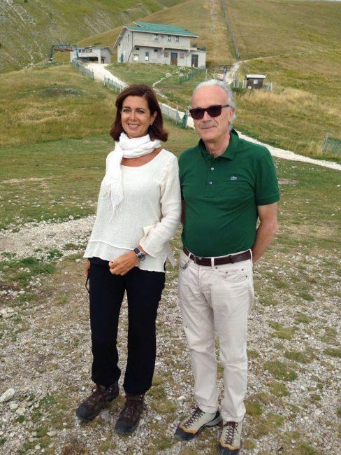 BOLDRINI Sindaco Ussita Marco Rinaldi