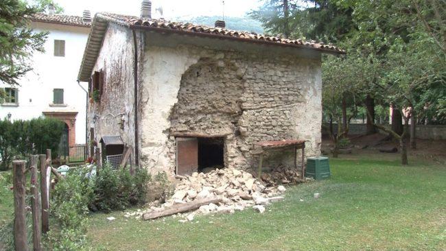 Crolli a Castelsantangelo