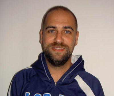 Filippo Belluccini, neo preparatore atletico del Volley Potentino