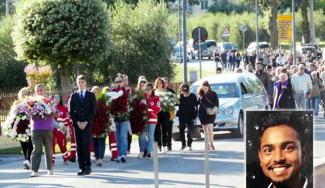 Il funerale di Mithun Rossetti