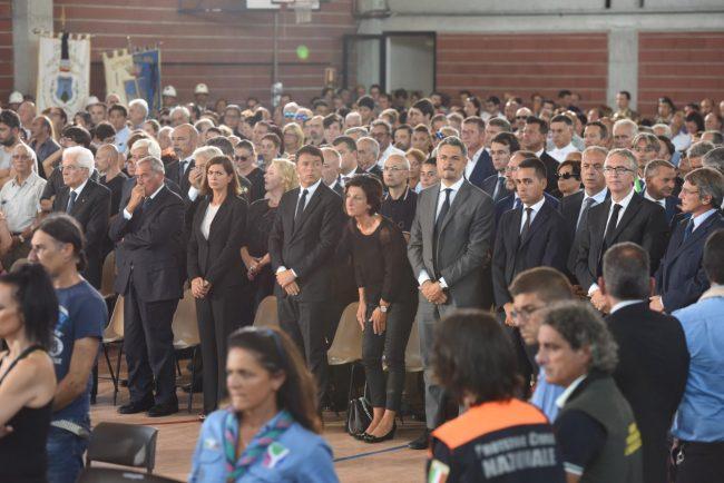 terremoto funerali ascoli