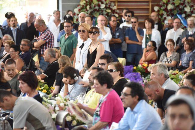 terremoto funerali ascoli autorità