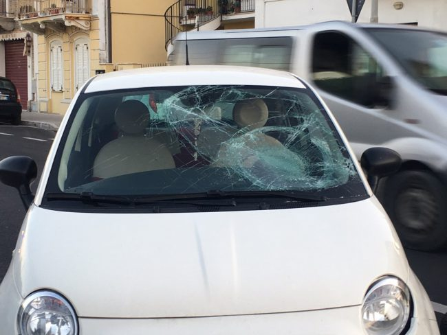 incidente civitanova via colombo