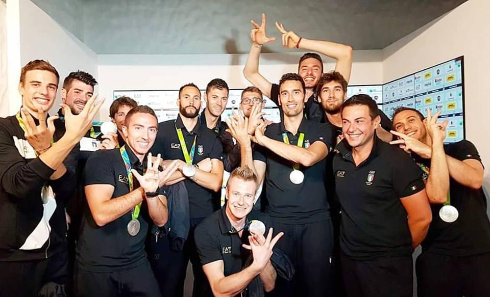 L'Italvolley dona il premio per le Olimpiadi alle popolazioni colpite dal terremoto