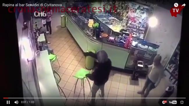 La rapina al bar Servidei