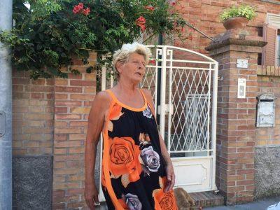 Dea Rosa Borraccetti, la vicina di casa delle sorelle Cartechini