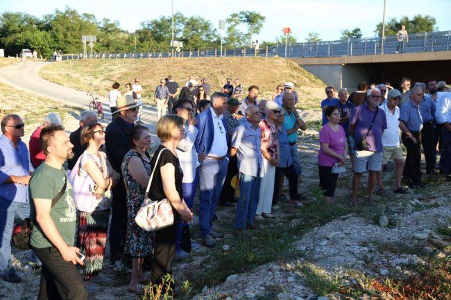inaugurazione ponte san giovanni XXIII corridonia colbuccaro 2016 foto ap (10)