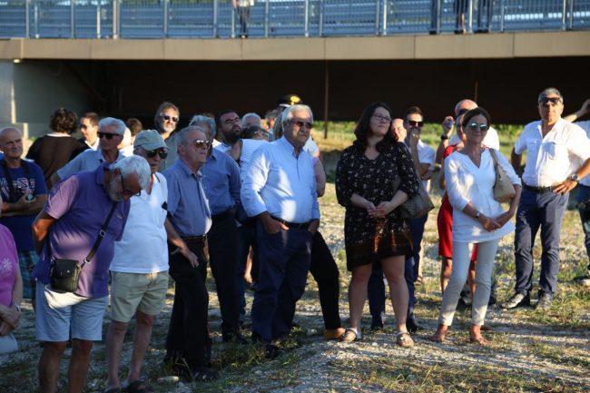 inaugurazione ponte san giovanni XXIII corridonia colbuccaro 2016 foto ap (11)