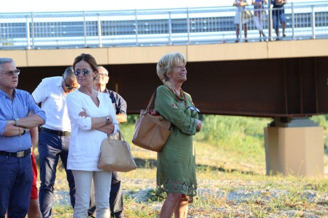 inaugurazione ponte san giovanni XXIII corridonia colbuccaro 2016 foto ap (16)