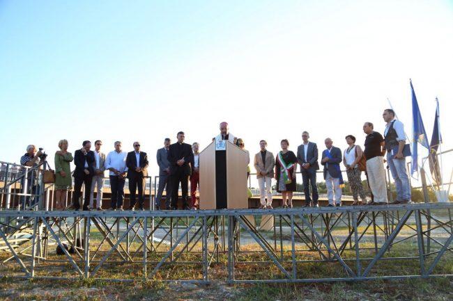 inaugurazione ponte san giovanni XXIII corridonia colbuccaro 2016 foto ap (19)