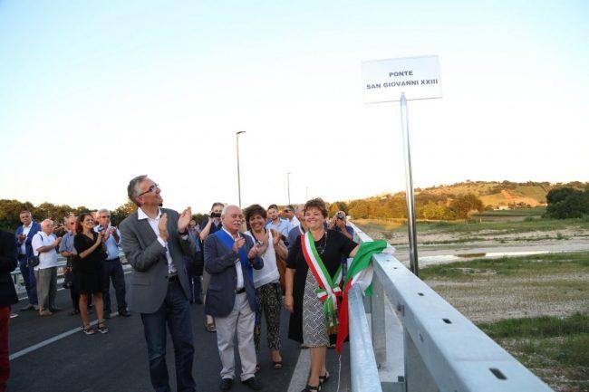 inaugurazione ponte san giovanni XXIII corridonia colbuccaro 2016 foto ap (29)