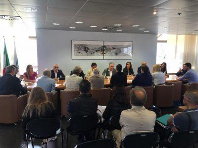 riunione regione ceriscioli parlamentari boldrini (1)